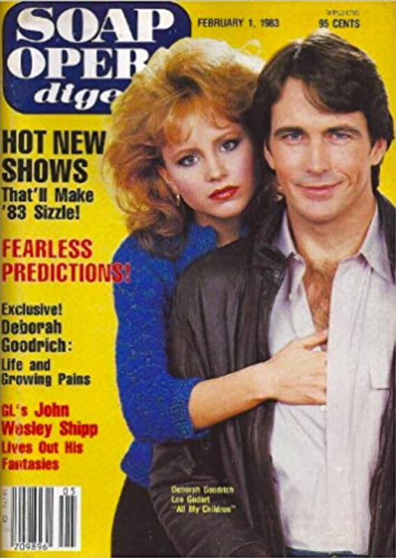 Deborah Goodrich Royce - Soap Opera Digest
