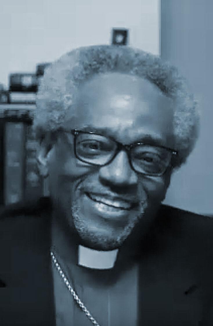 : Presiding Bishop Michael Curry