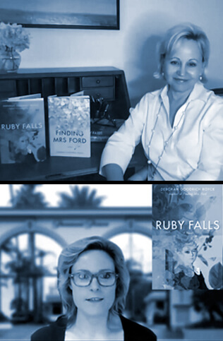 : Virtual Book Party for <i>Ruby Falls</i> with author Deborah Goodrich