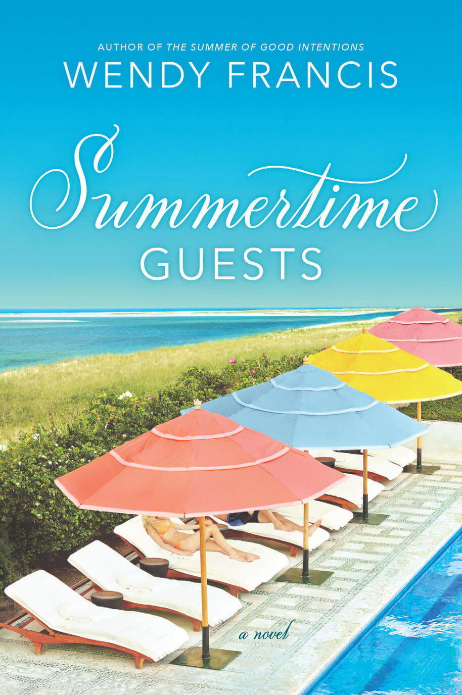 Summertime Guests: Wendy Francis