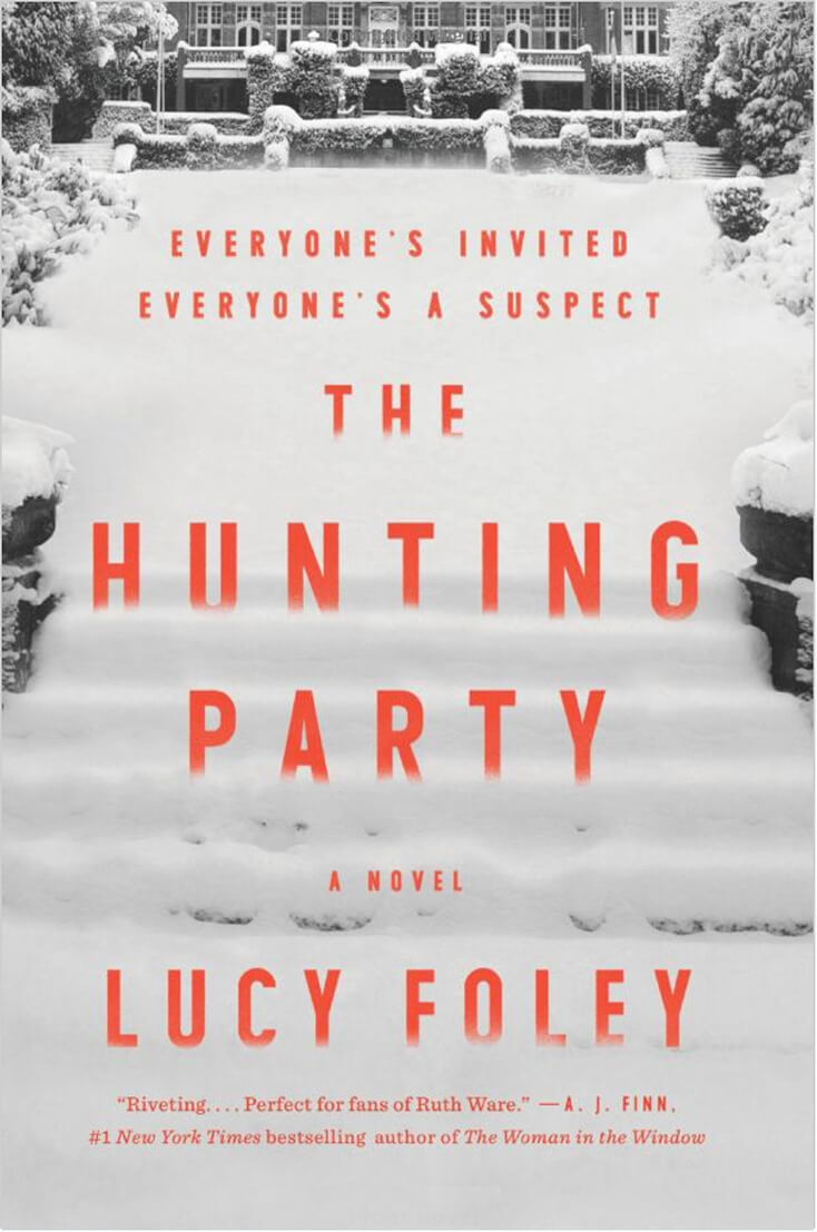 The Hunting Party: Lucy Foley